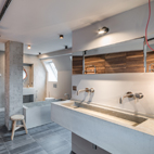 Concrete design - Bathroom