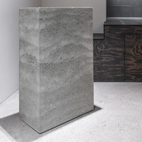 Beton design - Living room detail
