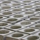 Concrete planters detail - Workshop