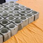 Concrete planters - Workshop
